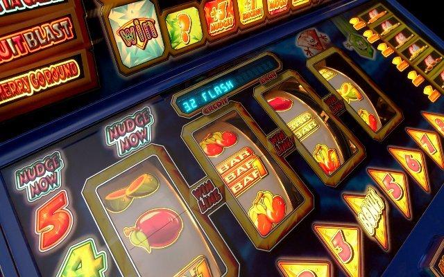 Зал игровых автоматов GMS Deluxe с многочисленными бонусами для игроков