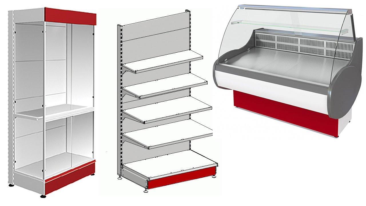Широкий выбор торгового оборудования в Shopsart