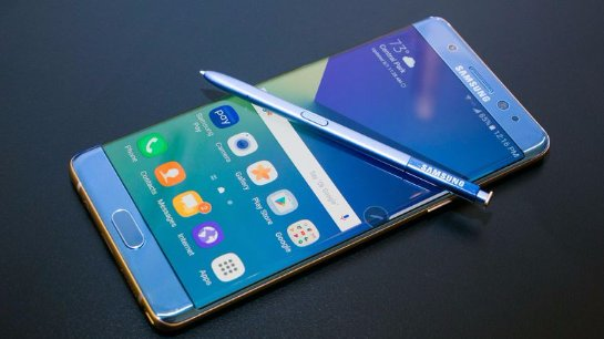 Что делать, если у вас есть Samsung Galaxy Note 7