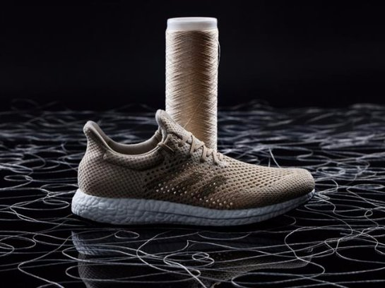 Экологически чистые кроссовки