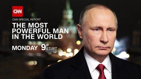 Фильм CNN о Путине «Самый могущественный человек в мире» появился в Сети. ВИДЕО