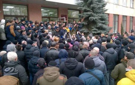 В белорусском Слониме прошел очередной «марш нетунеядцев» 19 марта, организатора задержали