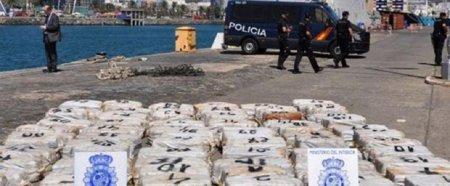 Полиция Бельгии выловила в море более тонны кокаина