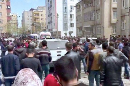 Взрыв в Турции произошел 11 апреля в Диярбакыре, есть пострадавшие. ФОТО, ВИДЕО