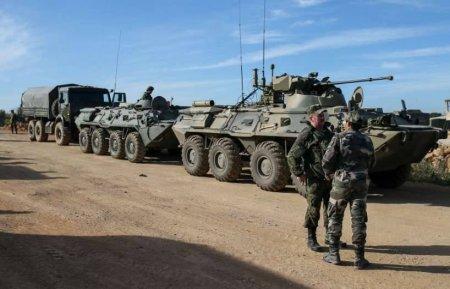 В Сирии в результате атаки боевиков погибли двое российских военнослужащих