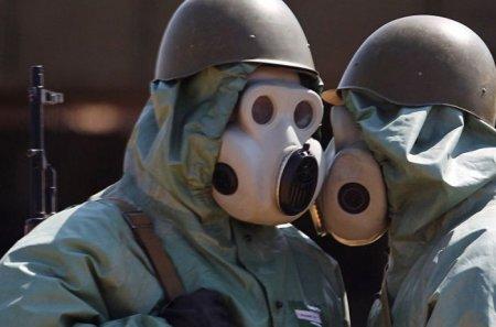 При ударе коалиции по складу ИГ с химоружием в Сирии погибли сотни человек