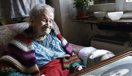 В Италии умерла старейшая жительница Земли Эмма Морано