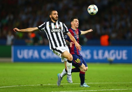 «Барселона» - «Ювентус» 19 апреля 2017: онлайн-трансляция 1/4 Лиги Чемпионов