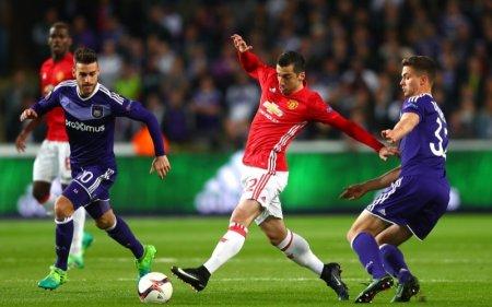 «Манчестер Юнайтед» - «Андерлехт», 20 апреля 2017: онлайн-трансляция 1/4 Лиги Европы