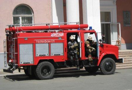 В Курской области на складе боеприпасов вблизи населенного пункта Халино 21 апреля произошел пожар
