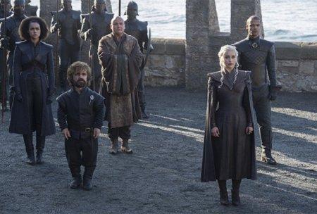 Кадры из 7-го сезона «Игры престолов» появились в Сети. ФОТО