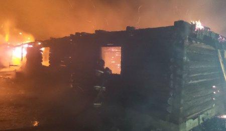 В Свердловской области на пилораме в поселке Октябрьском 24 апреля произошел пожар, погибли 3 человека