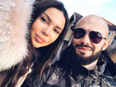 Жена рэпера Джигана Оксана Самойлова родила третьего ребенка