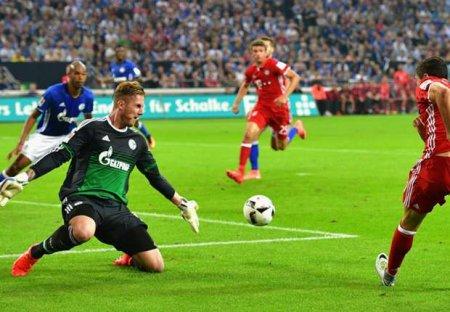 «Байер» - «Шальке-04», Бундеслига», 28.04.2017: онлайн трансляция прогноз на матча