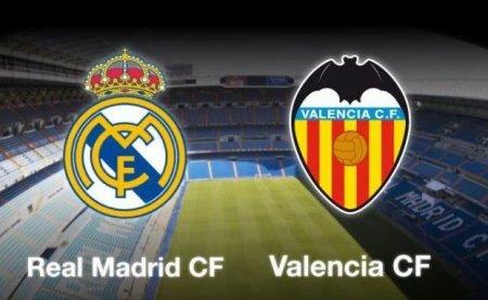 «Реал» - «Валенсия», Ла Лига, 29.04.2017: онлайн трансляция, прогноз матча