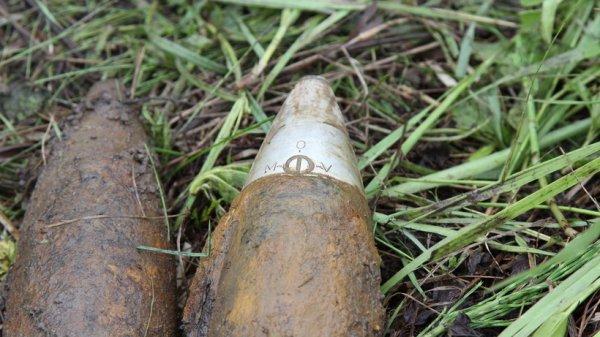 На юго-западе Москвы обнаружили два снаряда времен ВОВ
