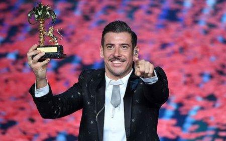 «Евровидение-2017»: Букмекеры назвали итальянского исполнителя Франческо Габбиани главным претендентом на победу