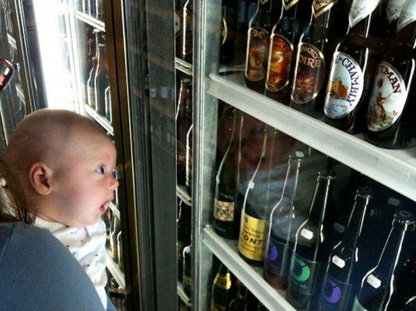 В Хабаровске несовершеннолетним продают пиво