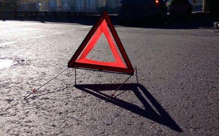 Массовое ДТП из-за непогоды произошло в Москве на Долгопрудненском шоссе 12 мая