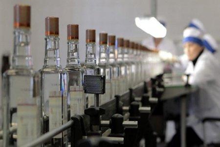Минимальная цена на водку в России поднимается на 8% с 13 мая 2017