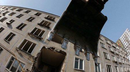 Снос пятиэтажек: москвичи смогут получить денежную компенсацию взамен квартиры по программе реновации