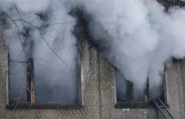 В Свердловской области из-за пожара погибли четыре человека