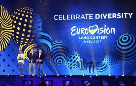 Финал «Евровидение 2017» : прямая онлайн трансляция конкурса 13 мая 2017 года