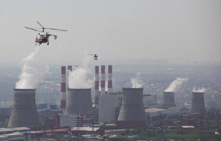 На юге Москвы 14 мая произошел выброс сероводорода