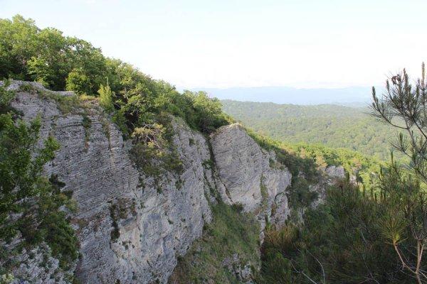 В Сочи альпинист сорвался с Орлиных скал и разбился насмерть