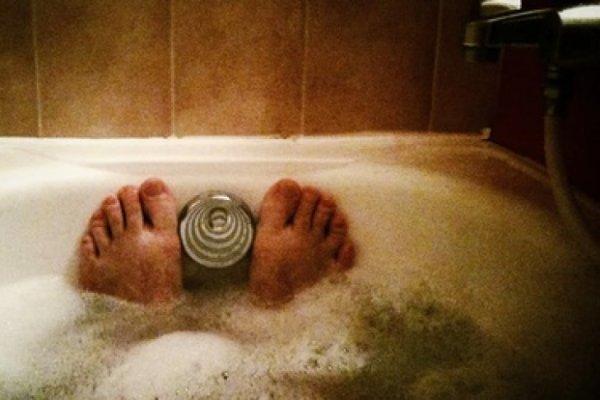 В Ленобласти в собственной ванне утонула 46-летняя женщина