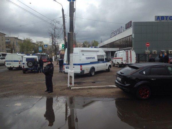 В Твери эвакуировали автовокзал из-за обнаружения подозрительного предмета