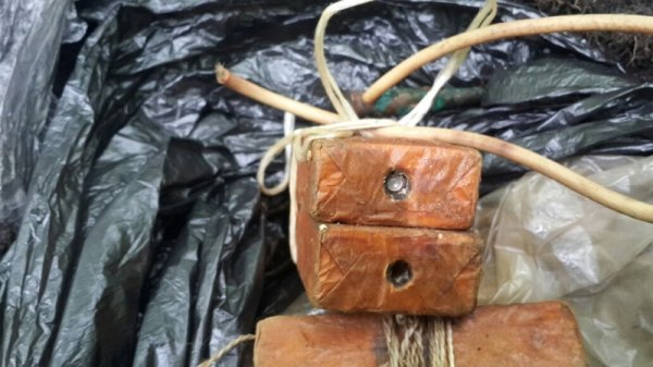 Сотрудники Росгвардии обезвредили бочку со взрывчаткой в Ставропольском крае
