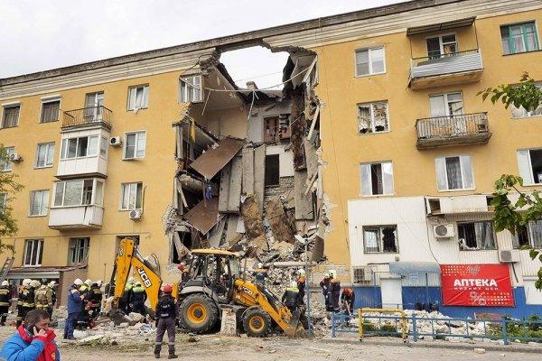 В Волгограде начались выплаты компенсаций пострадавшим при обрушении жилого дома