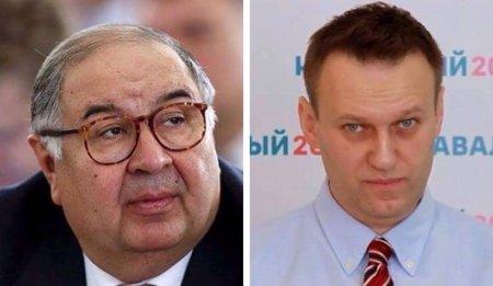 Миллиардер Алишер Усманов опубликовал видеообращение к Алексею Навальному