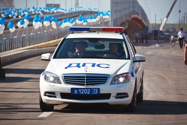 Подмосковная полиция устроила погоню со стрельбой
