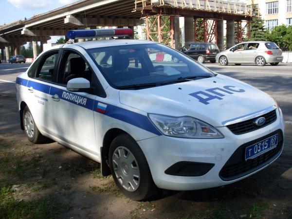 В Мурманской области автомобиль ППС сбил восьмилетнего ребенка