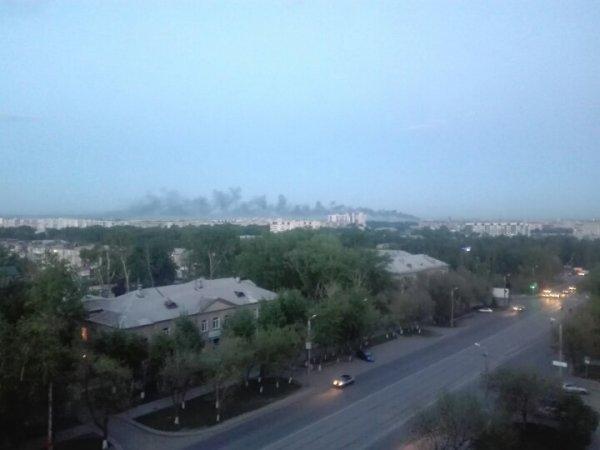 Жители Челябинска перепугались из-за густого дыма со стороны ТЭЦ-2