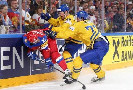 Сборная Швеции выиграла Чемпионат мира по хоккею 2017, Россия заняла третье место