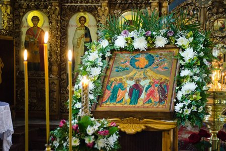 Троица 2017: какого числа день Святой Троицы, выходной или нет