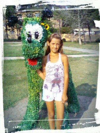 В Крымском районе Краснодарского края пропала 12-летняя школьница Арина Данькина