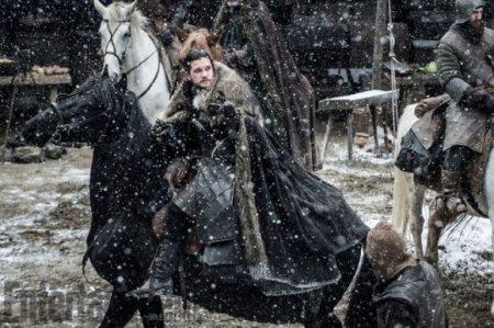 Новые фото со съемок 7 сезона «Игры престолов» покоряют Сеть