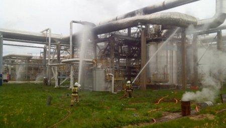 Взрыв прогремел 25 мая на нефтебазе «Кинеф» в Ленинградской области: погибли два человека