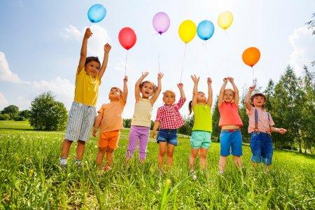 День защиты детей в 2017 году: история праздника и мероприятия в Москве