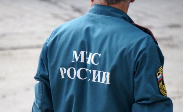 На юге Москвы обрушилась часть четырехэтажного здания