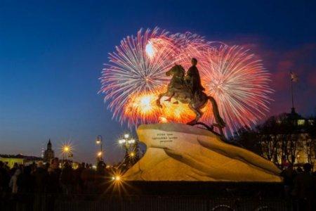 День города Санкт-Петербург 2017: какого числа, программа мероприятий