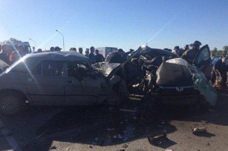 Под Барнаулом 26 мая в смертельном ДТП погибли 5 человек