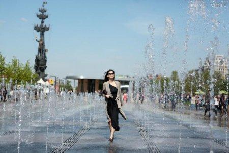 Каким буде лето в Москве 2017: июнь порадует жителей столицы теплой погодой