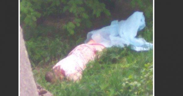 В Петербурге на улице Большевиков из окна 8 этажа выпала женщина