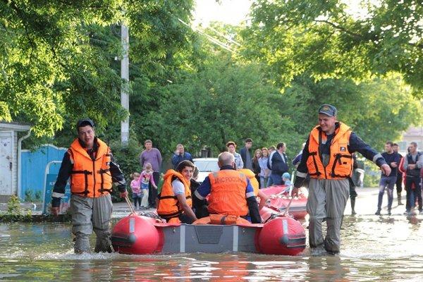 На Ставрополье из-за угрозы прорыва дамбы эвакуируют 40 тысяч человек