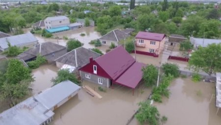 Паводок на Ставрополье в 2017 году: последствия паводка, когда будут выделять помощь пострадавшим
